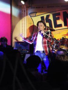2016年2月28日:新宿KENTO'S アルバム「マイライフ」発売記念ライブ
