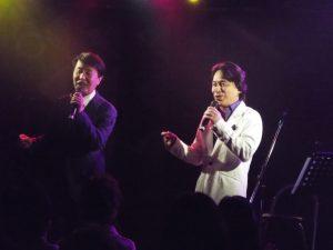 デビュー40周年記念ライブ20170415大阪会場