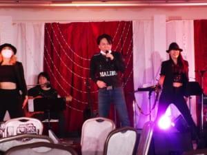 高道クリスマスディナーショー(2019年12月)